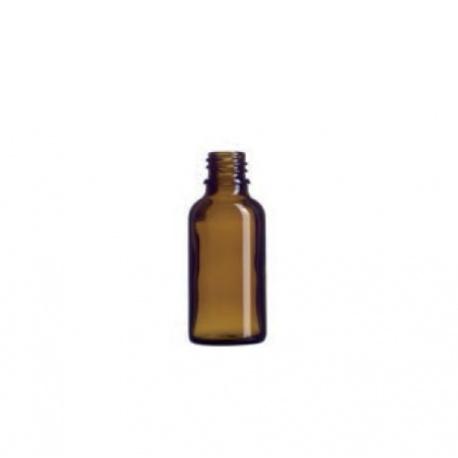 Boca staklena kapalica tamna 30 ml
