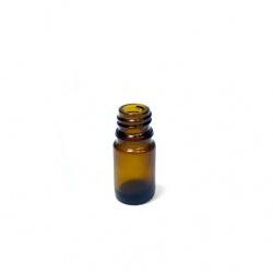 Boca staklena kapalica tamna 2,5 ml