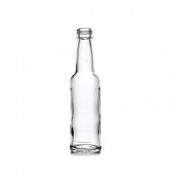 Boca staklena Spirit svijetla okrugla 100 ml