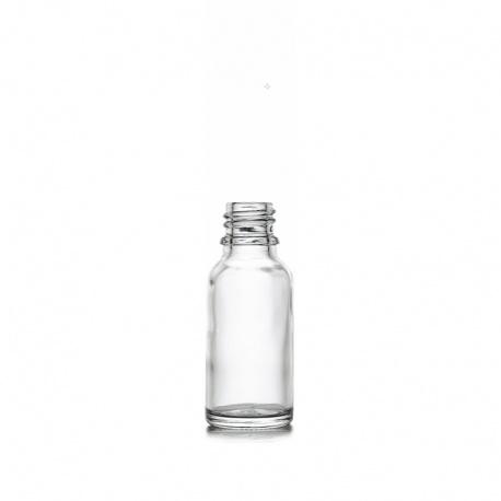 Boca staklena kapalica svijetla 20 ml
