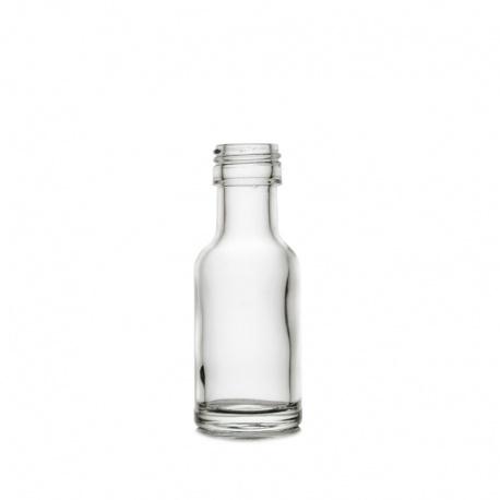 Boca staklena Spirit svijetla 28 ml Omnium