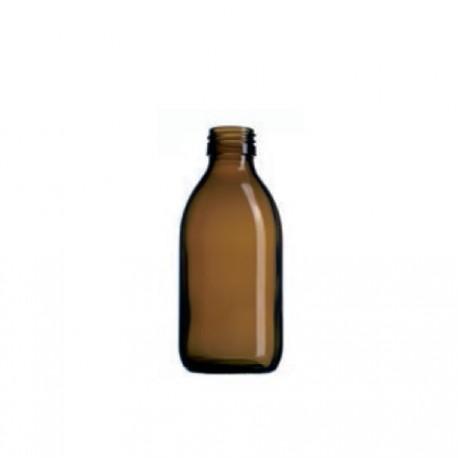 Boca staklena sirup tamna 200 ml