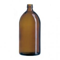 Boca staklena sirup tamna 1000 ml