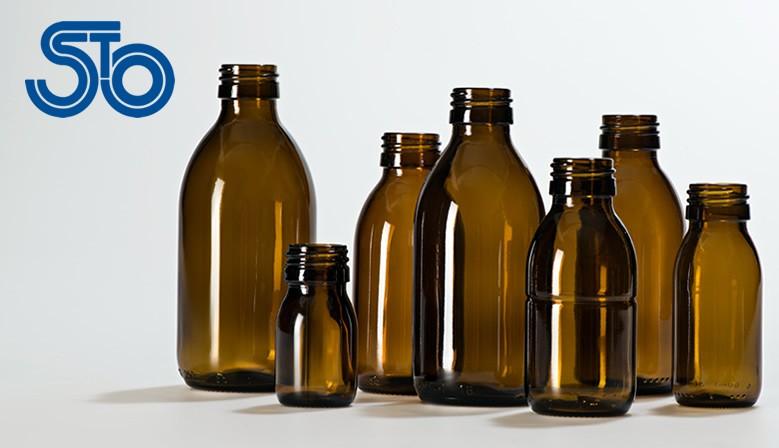 Farmaceutska ambalaža - Sirup boce