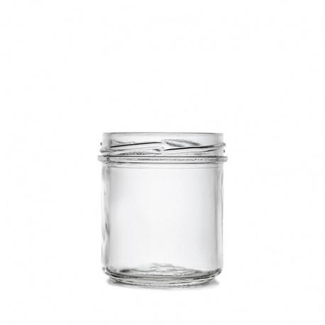 Teglica staklena Preserves 165 ml, TO 66