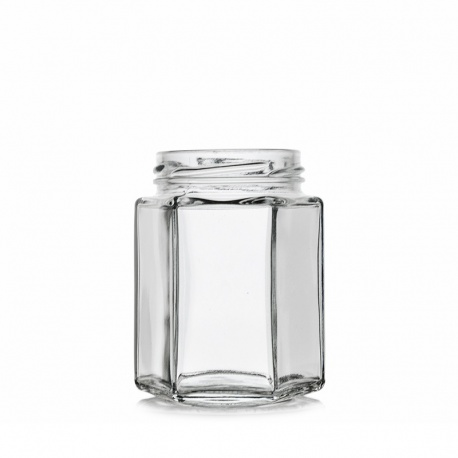 Teglica staklena Preserves 195 ml, TO 58