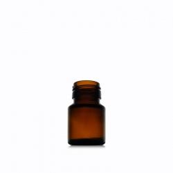 Boca staklena smeđa za tablete 30 ml