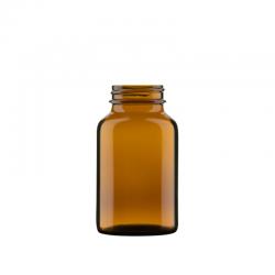 Boca staklena za tablete 120 ml