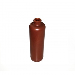 Keramička boca STANDARD 500 ml cork - smeđa